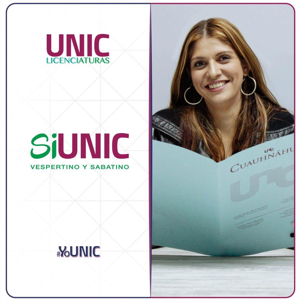 universidad licenciaturas escolarizadas y virtuales cuernavaca, Carreras online, UNIC